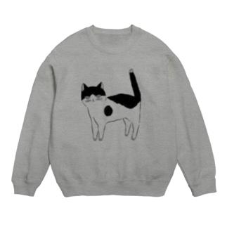 猫 Sweats