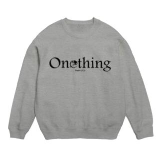 Onething(黒) Sweats