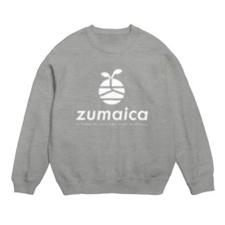 zumaica  white Sweats
