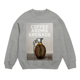 コーヒー豆グレネード Sweats
