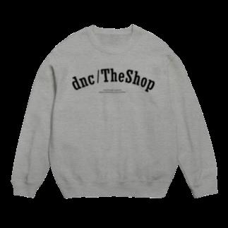 dnc_TheShopのbasic series BK Sweats
