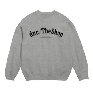 dnc_TheShopのbasic series BK Sweats
