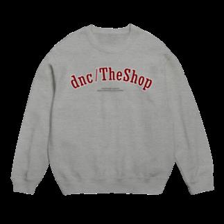 dnc_TheShopのbasic series RD Sweats