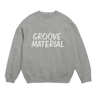 GROOVE MATERIAL Sweats