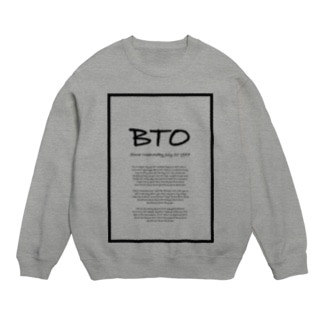 BTO - season01 スウェット