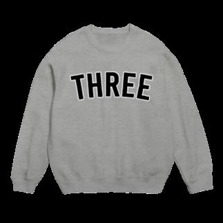 THREE TEA GO.のTHREE Sweats