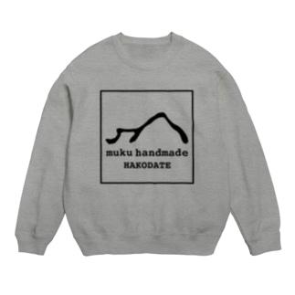 muku handmade Hakodate Sweats