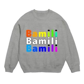 Bamili 〈ver.2〉 Sweats