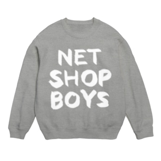 NET SHOP BOYS スウェット