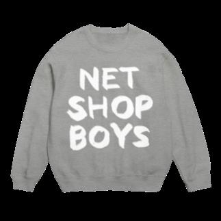 NET SHOP BOYSのNET SHOP BOYS Sweats