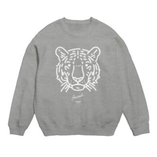 Tiger Sweat (grey) Sweats