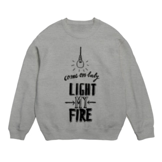 LIGHT MY FIRE Sweats