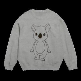 Pandamaroのなりきりこあらちゃん Sweats