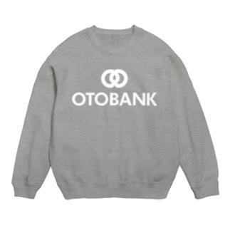 OTOBANKのグッズ@original-white スウェット