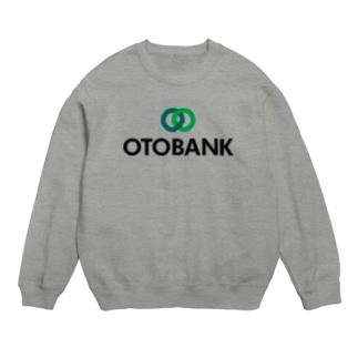 OTOBANKのグッズ@original スウェット