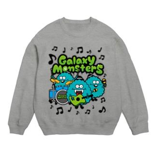 Galaxy Monsters スウェット
