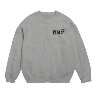 Player! Shopの Player!スウェット