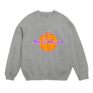 「NEW」SILVERWOLFMEN BK Sweats