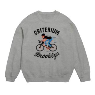 ブルックリン★自転車レース Sweats