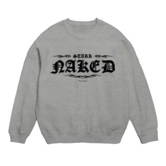 STARK NAKED(BLACK) Sweats
