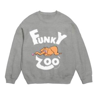 ゾウ〜FUNKY ZOO〜 スウェット