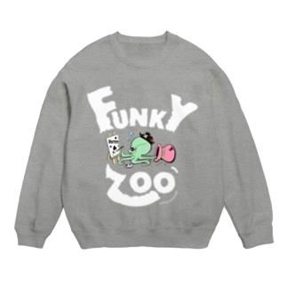 オクトパス〜FUNKY ZOO〜 スウェット