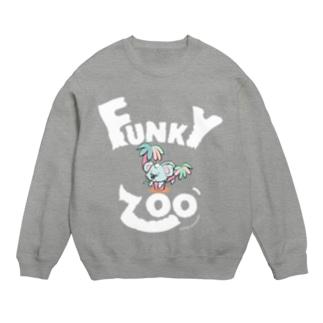 コアラ 〜FUNKY ZOO〜 スウェット