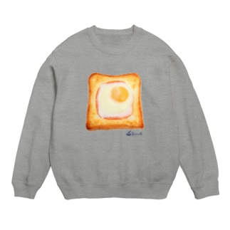 エッグトースト スウェット
