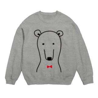 普通なクマさん Sweats