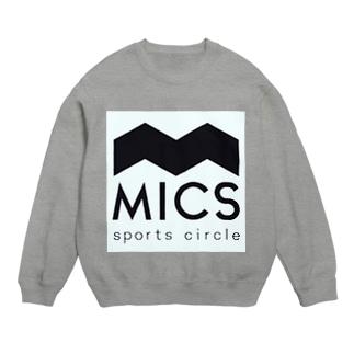 MICS公式グッズ Sweats