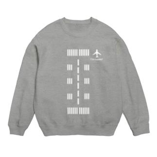 滑走路Tシャツ Sweats