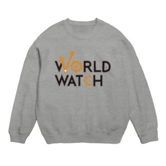WORLD WATCH スウェット