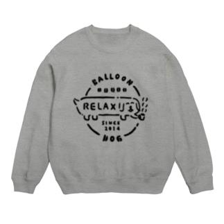 ふきだしいぬ【RELAX】 Sweat