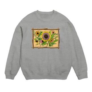 Sunflower2 -Language of flowers- Sweats