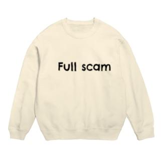 full scam Sweats
