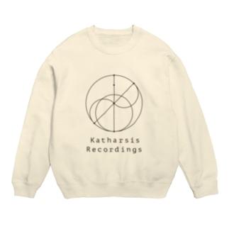 Katharsis Black Logo Sweats