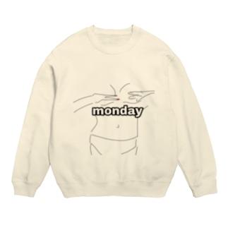 Monday  Sweats