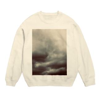 ドンヨリ雲 Sweats