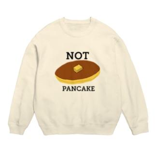NOT PANCAKE Sweats