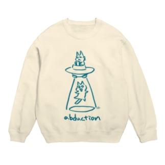 abduction(ラフ画ver.) Tシャツ Sweats