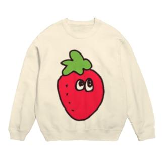 strawberry!!!!!! Sweats