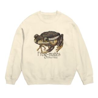 カエルメイト(Frog-mates)より「エクレアマガエル」 Sweats