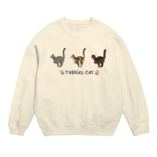 Tabbies Cat(タビー系) Sweats