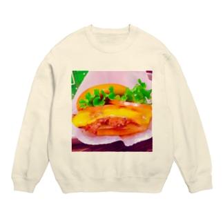 ハンバーガー Sweats