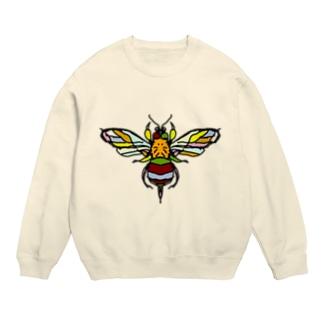 Bee (蜂) Full of vitality (フル オブ バイタリティ) Sweats