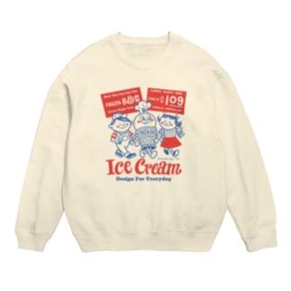 アイスクリームBoy&Girl☆アメリカンレトロ Sweats