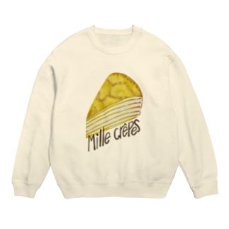 mille crepes ミルクレープ 075 Sweats