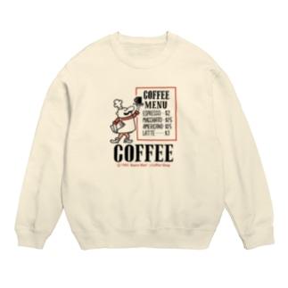 ビーンズマンのCOFFEE SHOP Sweats