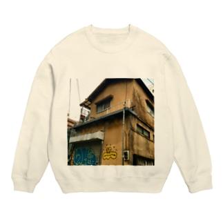 東京、廃屋、グラフィティ Sweats