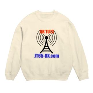 JT65-DX.com 公式グッズ スウェット